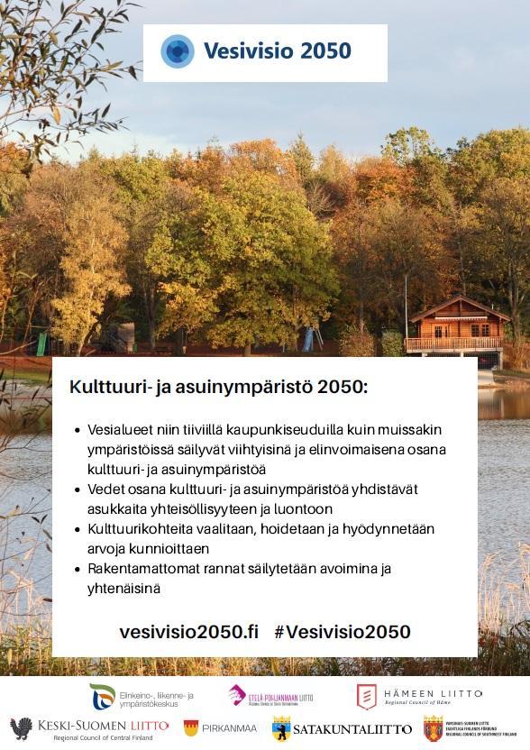 Kulttuuri ja asuinympäristö -A3-juliste.