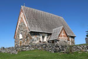kuvituskuva Olavin kirkosta